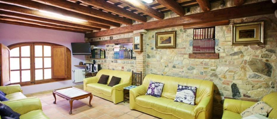 Villa Mas Figueres galería de fotos interior