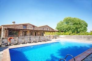 Casa rural Costa Brava cerca de Barcelona - Villa Mas ca l'Estrada